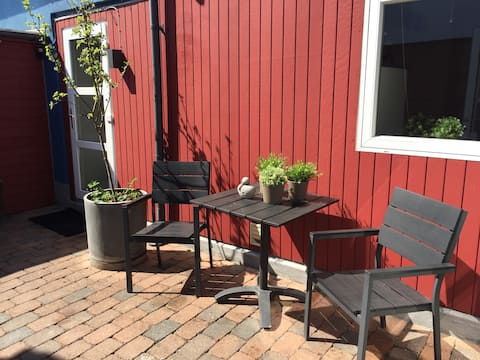 Clean cosy privat studio in the middle of Viborg