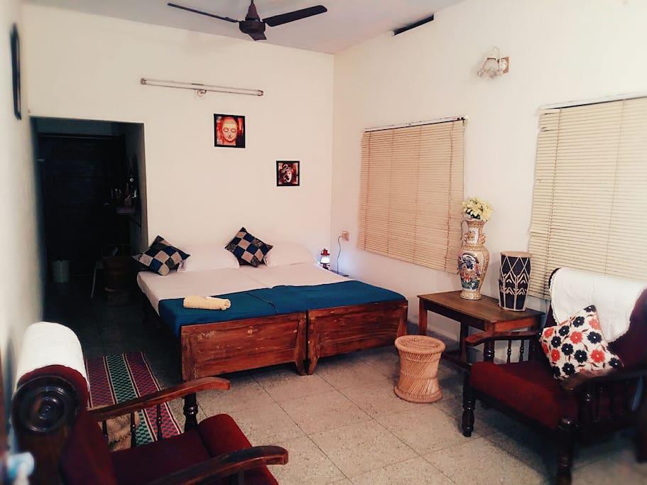 Comfy stay fort kochi inn chambres d 39 h tes louer cochin kerala inde - Chambr kochi ...