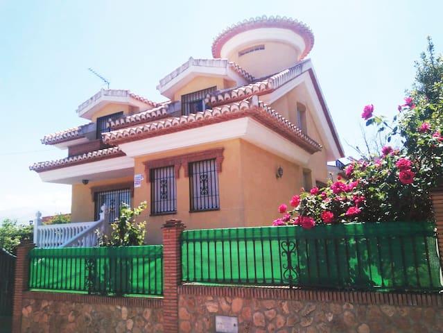 Casa rural a 15 minutos de la Alhambra