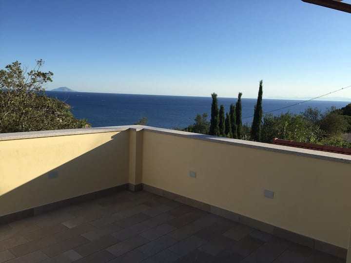 Machi House vista mare a Capoliveri Isola d'Elba