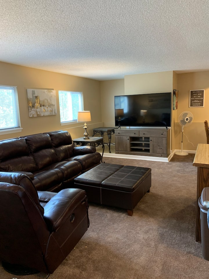 Newly Renovated Affordable Apartment