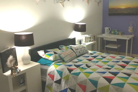 City centre Stunningly LARGE Bedroom/Ensuite+more