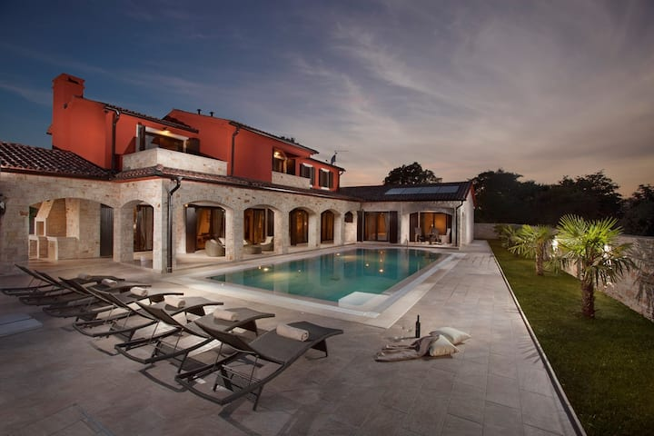 Luxury Villa Monaco with private pool