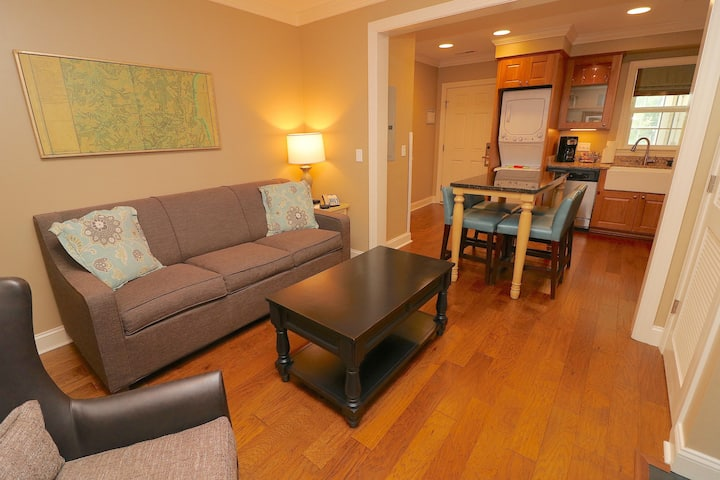 NEW 1 Bedroom Condo in Williamsburg w/ Waterpark at Parkside Resort