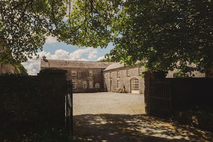 The Mews Cottage @ Clonalis House Self Catering