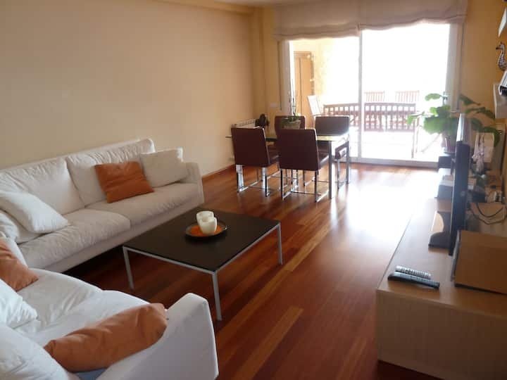 Single room in Sitges