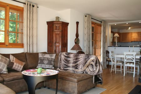 Magnifique duplex à Villars sur Ollon