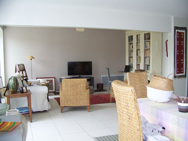 Bel appartement centre ville 80  m2