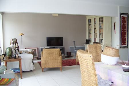Bel appartement centre ville 80  m2 - Landerneau - Appartement