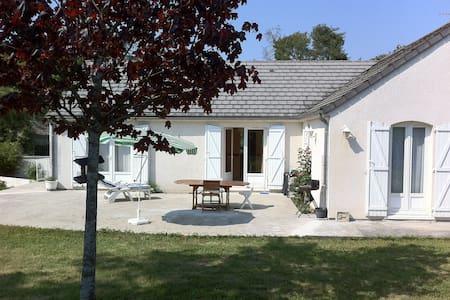 2 Chambres Privées – Jolie et agréable Maison - Amilly - 獨棟