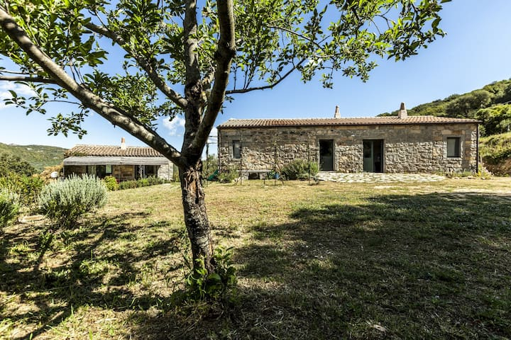 Gallura, Sardinia - Typical farm house
