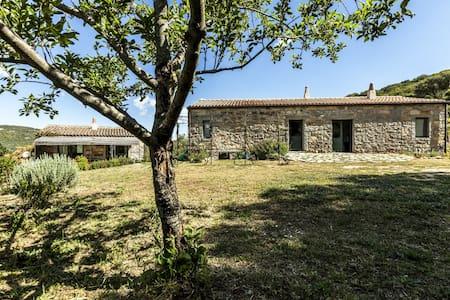 Gallura, Sardinia - Typical farm house
