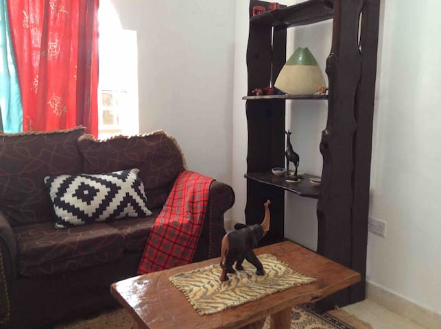 OLE-LAI FARM HOUSE COTTAGE NGONG - relaxing serene