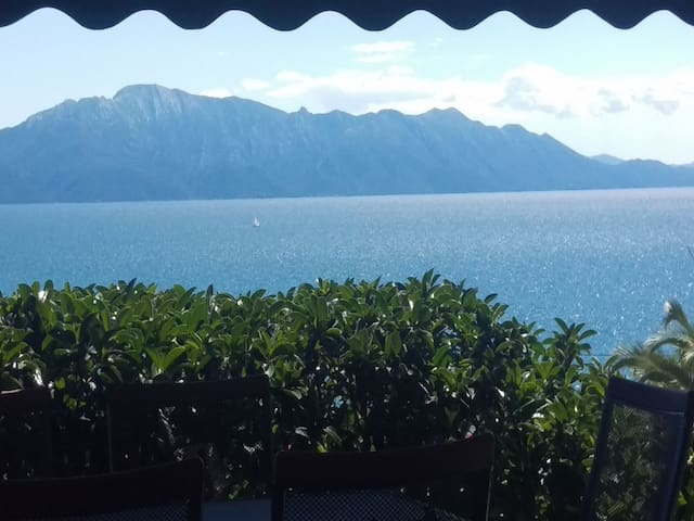 Apartment Horizont A-Filip Brist, Riviera Makarska - Brist - Appartement