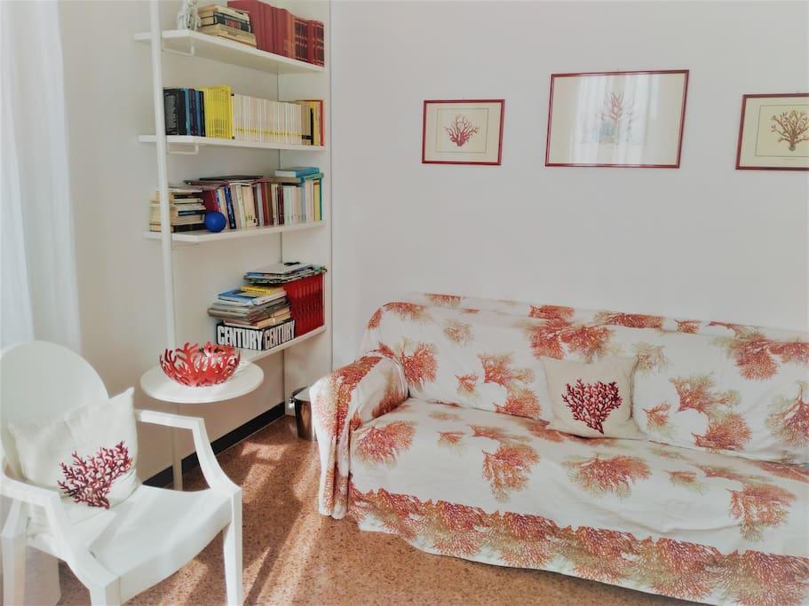 Zona giorno/Living room