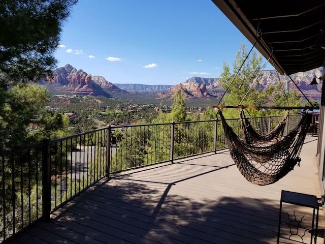 Rustic Multi-family Home w/Panoramic Views!