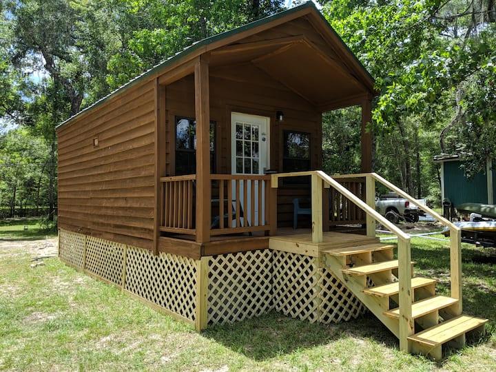 Suwannee River Cabin Sanctuary - Michael's Cabin