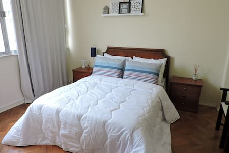 Excellent room just steps from the beach - Rio de Janeiro - Wohnung