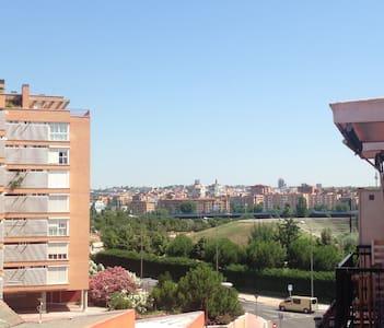 Acogedora habitación: area tranquila, zonas verdes - Madrid - Apartment