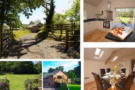 Stunning country cottage in Devon