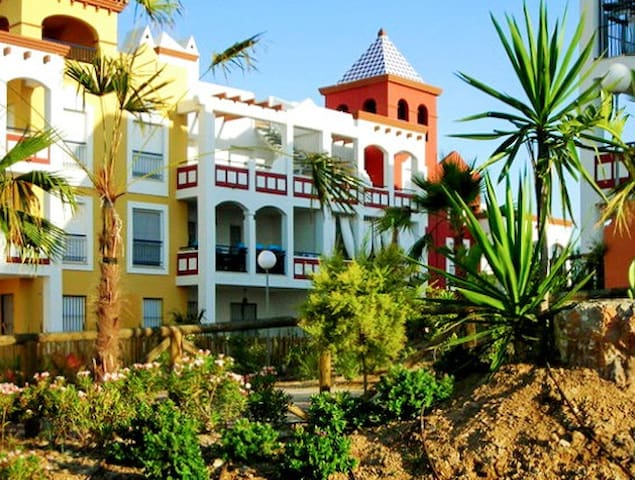 Modern flat in charming beach town - Sanlucar de Barrameda - Appartement