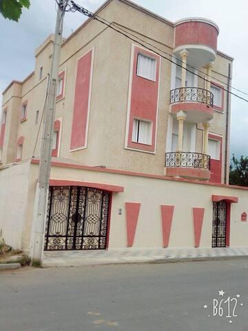 Appartement meublé à Monastir
