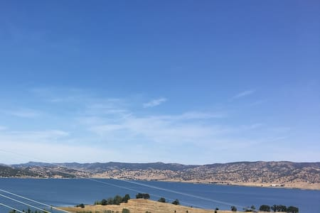 Spacious Lake Berryessa Home with Gorgeous Views