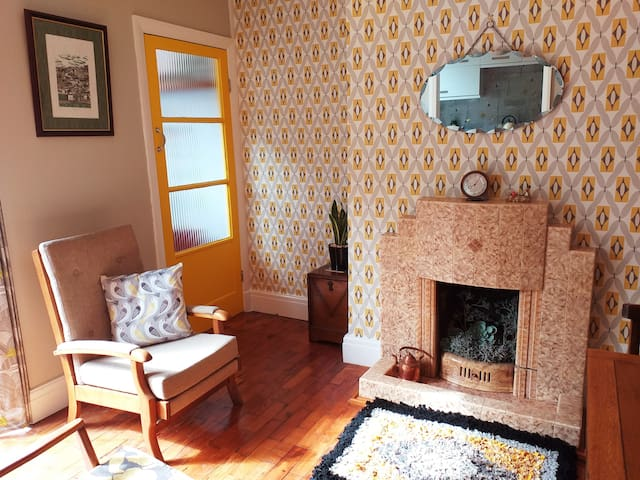Wendy: A house with vintage charm