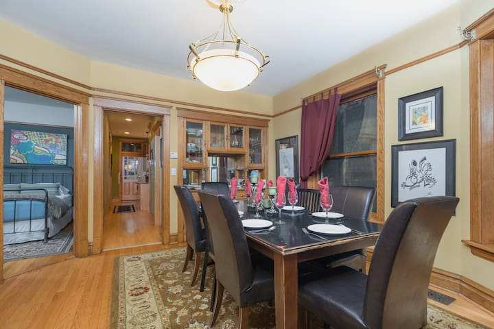 Chicago Guest House | Best Choice in Wrigleyville