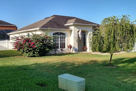 Home in quiet community - Lake Alfred - Maison