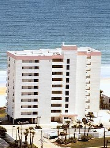 Oceanfront Vacation Condo Ormond Beach Fl