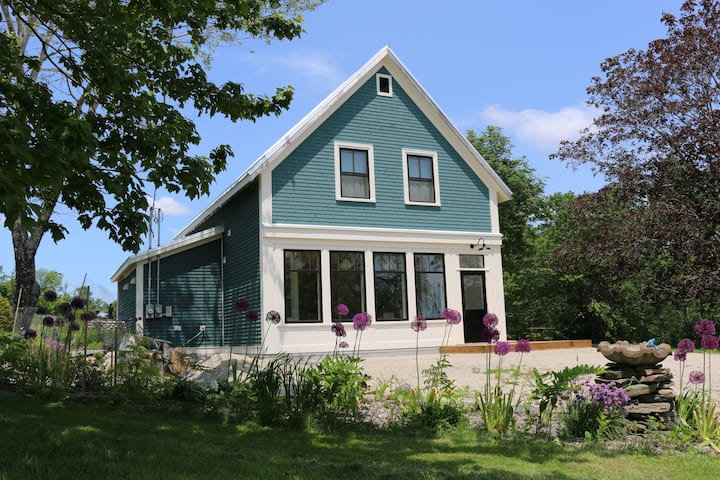 Peaceful Farm Stay - just Atlantic bubble booking