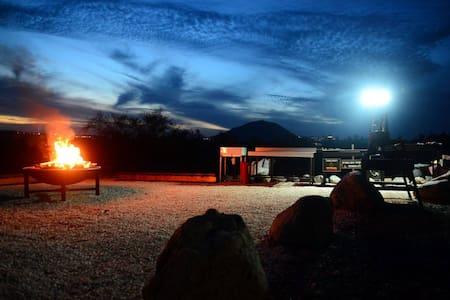 Loria's Lodge - Kfar Kisch - 小木屋