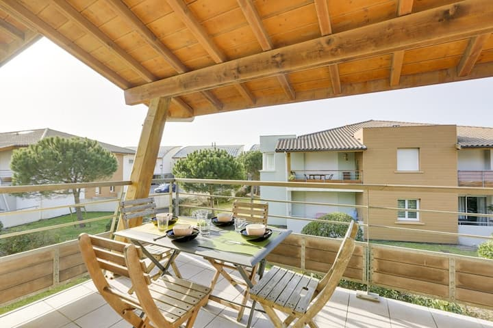 Pleasant apt near the beach - Capbreton, les Dunes