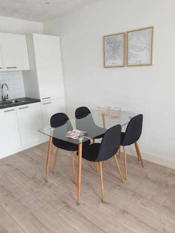Brand new waffle apartment - 5 min from citycenter