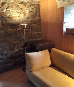 Modern, cozy, private apartment, Bekkestua sentrum - Bærum - Квартира
