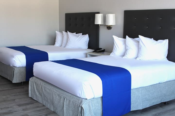 Baymont By Wyndham - Modern Double Queen Room