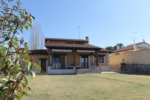 El Encanto Rural, lugar ideal para descansar.