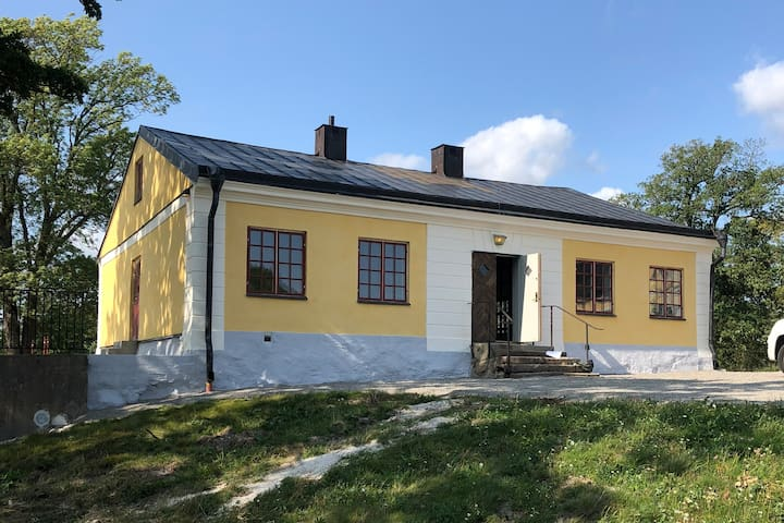 Your own newly renovated house at Hedensberg Manor