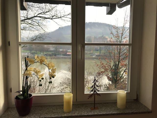 Blick in Richtung Schweiz
