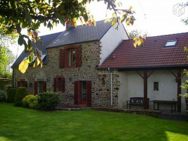 Maison baie du mont st michel - Lolif - Dům