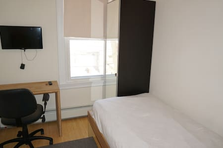 Single room in modern apartment - Maspeth - Ház