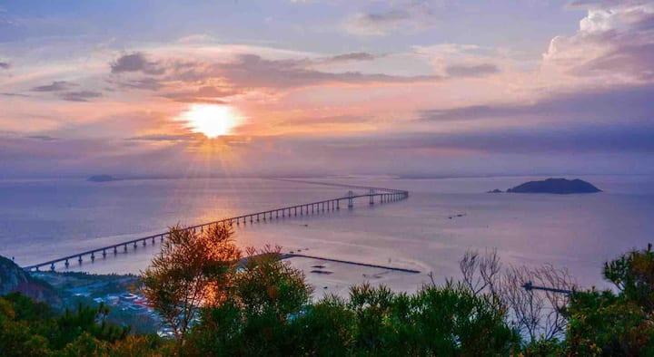 【漫山海·心灵之旅】南澳岛青澳湾-度假村1号地中海式半岛公寓 近沙滩