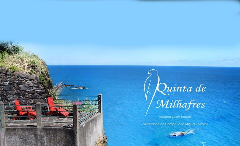RURAL HOUSE | OCEANFRONT | QUINTA DE MILHAFRES, 1