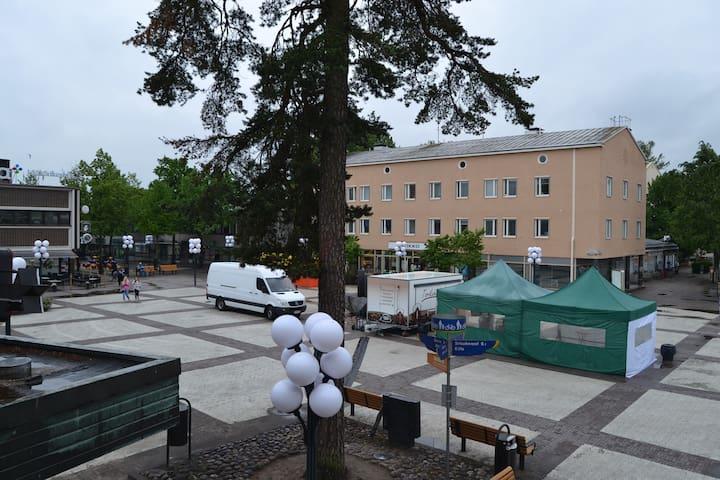 Keravan ydinkeskusta - Kerava - Apartamento