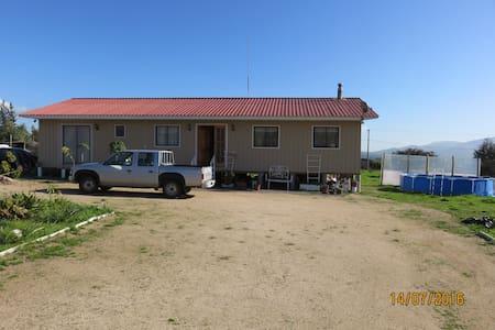 Alojamiento en casa familiar... perfecto para ti - Catapilco