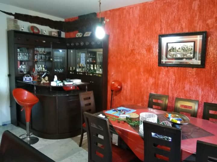 Charming apartment in Maten