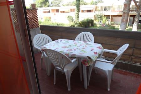 studio cabine avec terrasse - Argelès-sur-Mer