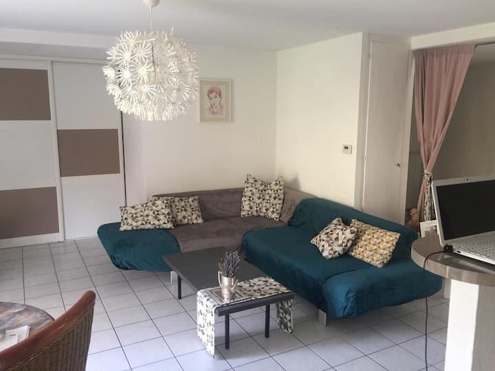 Appartement confortable et bien situé