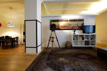The Top 20 Lofts for Rent in Berlin - Airbnb, Berlin, Germany ...